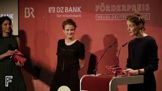Filmfest München 2018 | Förderpreis Neues Deutsches Kino - Laudatio Vicky Krieps