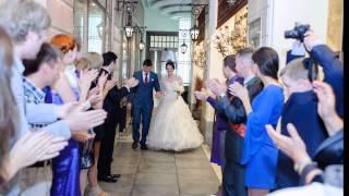 Московская свадьба в Петербурге