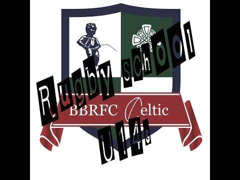 BBRFC Celtic U14 vs RC Racing Jet. 17/01/2015 Full match!