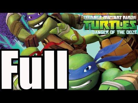 Teenage Mutant Ninja Turtles Danger of the Ooze Full Game Walkthrough