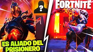 RUINA *SKIN SECRETA* IS A FRIEND OF THE FORTNITE PRISONER