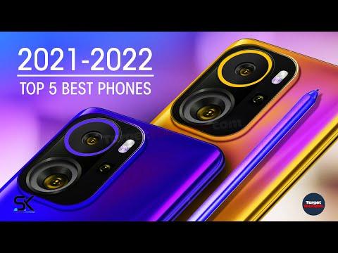 TOP 5 Best NEW Upcoming Flagship Smartphones 2021-2022   Premium Mobile Phones 2022