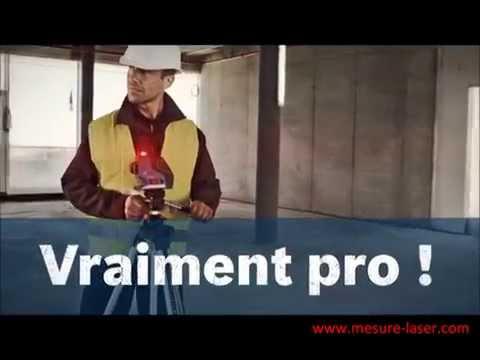 Видео обзор: Нивелир лазерный BOSCH GRL 500 HV + LR 50 Professional