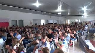 Palestra DIA DA FAMÍLIA NA ESCOLA - Ainor pelo SICOOB