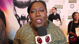 Sheryl Underwood showing love at NAACP Image Awards Luncheon 2016