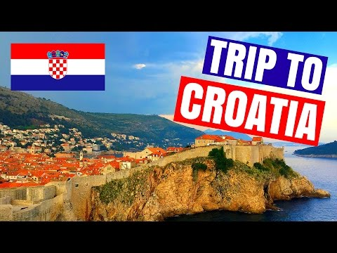 TRAVEL GUIDE TO CROATIA !!!  Places to visit and things to d