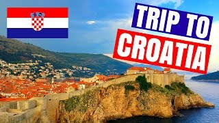 TRAVEL GUIDE TO CROATIA | Dubrovnik, Zagreb, Korcula, Plitvice Lakes, Krka National Park