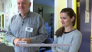 Yvelines | Solidarité : Ouverture de la campagne d'hiver des Restos du coeur