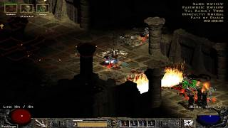 Path of Diablo S7 (Diablo 2 mod) - HC Necromancer 1 walkthrough part 2 ► 1080p 60fps No commentary