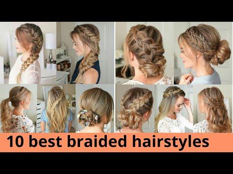 10 Best Braided Hairstyles