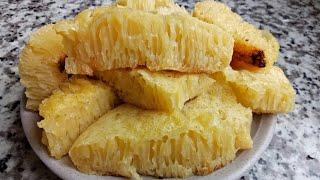 Cách làm Bánh Bò Nướng Chảo và bánh Bò Hấp Rễ Tre nhanh gọn