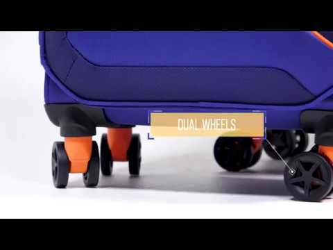 American Tourister Applite 3.0 Suitcase Product Video