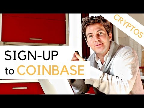 Sign Up and Verification on Coinbase Cryptocurrency Exchange