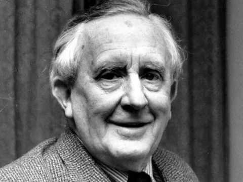 J. R. R. Tolkien discussing The Lord of the Rings 1960s