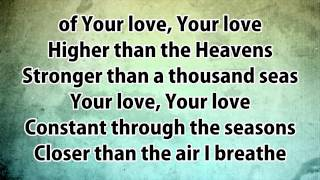 Planetshakers - Stronger Than A Thousand Seas (with Lyrics)