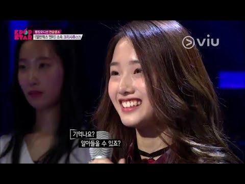 Kriesha Tiu Kpop Star 6 Focus Dance Performance