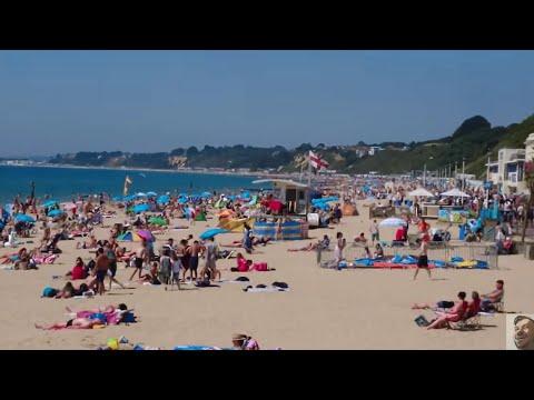 ⛱ Пляж в Великобритании
