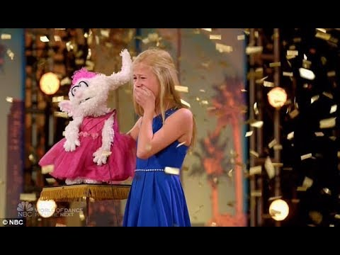 ALL Performances Darci Lynne - The WINNER America's Got Talent 2017