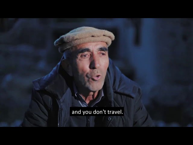 #iAMHuman - Story of Iftikhar Hussain (Trailer) Humans of Hunza