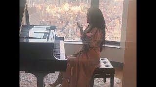Zapętlaj Humble Kendrick Lamar Piano Instrumental Cover Chloe Flower | Chloe Flower