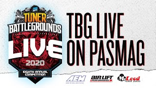 PASMAG Tuner Battlegrounds: LIVE w/ Jeff Kurtz, Nodir Abdullaev and Jonny Couture