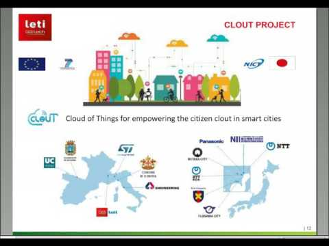 EU-Japan collaborative projects on IoT and smart cities
