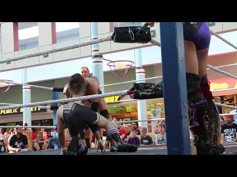 Pioneer Valley Pro Wrestling- The Kingdom vs The Closers