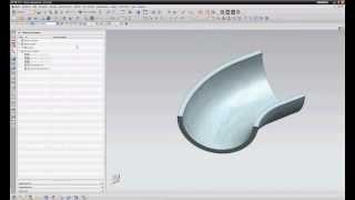 Общая формовка (Metaform) NX8.5