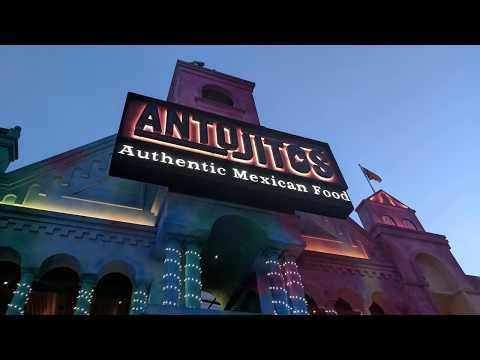 Antojitos Mexican Restaurant - CityWalk - Universal Orlando