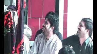 Zakir Qazi Waseem Abbas New Qasida Rook sako tou Rook Lo Majlis 15 oct 2018 Chak Naga Jhang