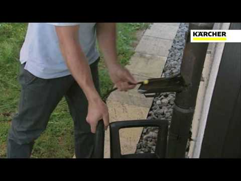 Kärcher NZ: How to Clean a Blocked Pipe