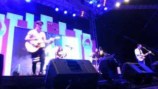 The Sam Willows Sea Games Carnival performance