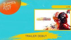 Star Wars: Squadrons Trailer Premiere w/ Geoff Keighley