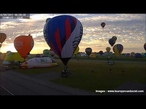 Un regard unique sur le Lorraine Mondial Air Ballons 2013