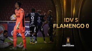Independiente del Valle vs. Flamengo | RESUMEN | Fase de grupos | Jornada 3 | Libertadores 2020