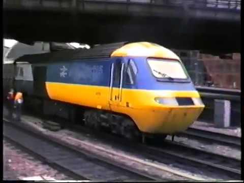 British Rail-Paddington August 1985