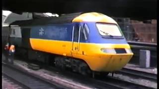 British Rail-Paddington August 1985