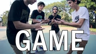 GAME OF S.K.A.T.E - Parte 1