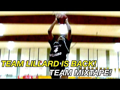Team Lillard Is STACKED With Potential! Team Mixtape!