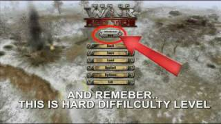 MEN OF WAR RED TIDE:  The key to kerch guide  (hard difficulty)
