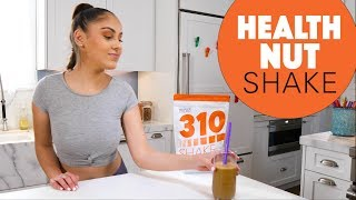 Take chocolate and peanut butter to a new, healthy level with this 310 health nut shake using chocolate: https://bit.ly/2mh8bvo why drink healt...