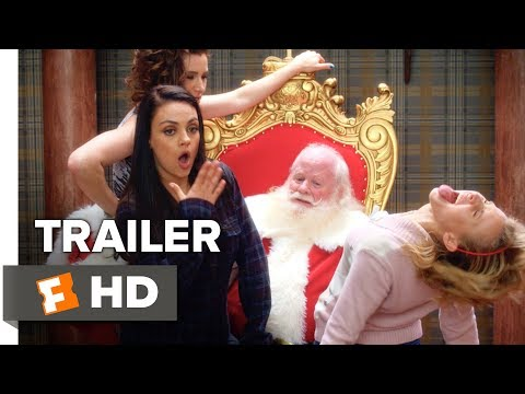 Bad Moms Christmas Movie Hd Trailer