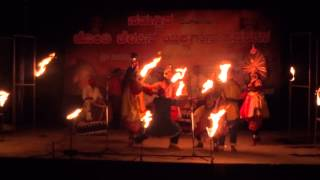 Dondi (Deevatige aata) belakina Yakshagana Saligrama mela - Abhimanyu