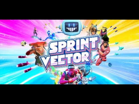 SPRINT VECTOR MULTIPLAYER RACE  