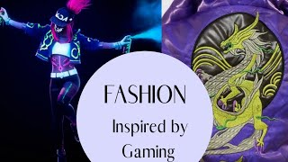 E-girl Fashion Inspired by Gaming! #LoL #KDA #egirl  #howto #style #gaming #shein #haul