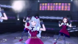 The iDOLM@STER 2: Kyun! Vampire Girl ( Takane, Iori, Makoto)