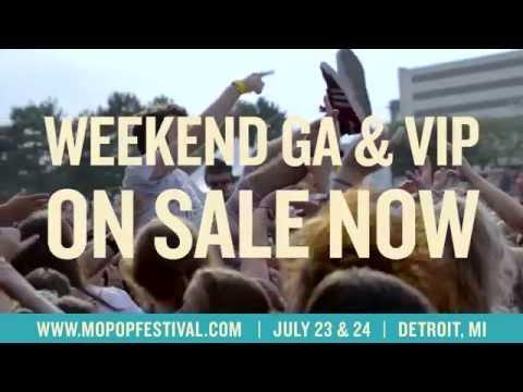 Mo Pop Festival 2016 on sale now!