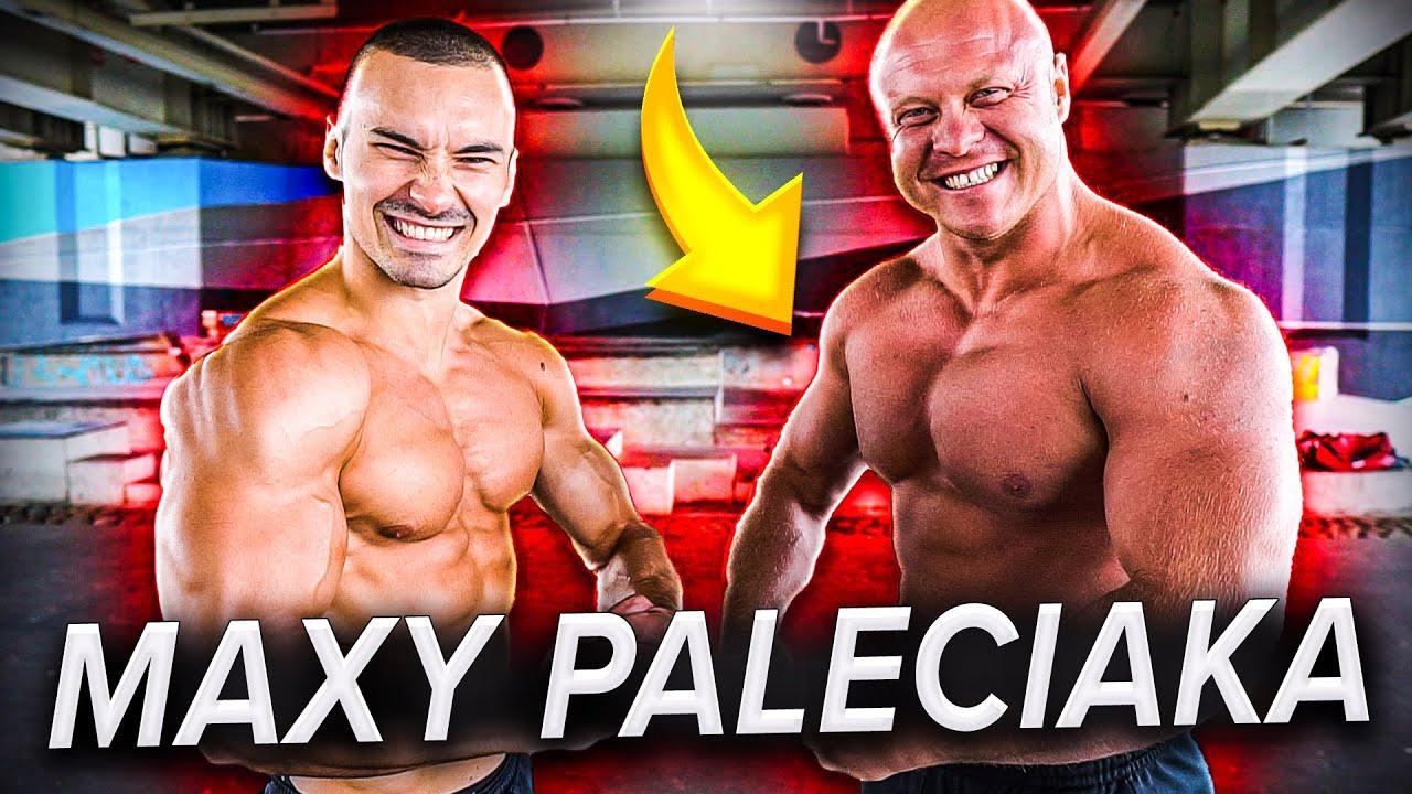 PALECIAK vs KALISTENIKA *maxy olbrzyma 113kg*