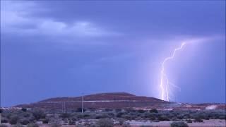 Mt Magnet storm 9/11/18
