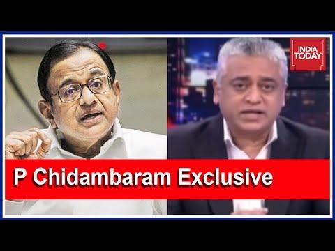 Demonetisation A Dud? P Chidambaram Tells Rajdeep Sardesai | Exclusive Interview